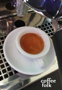 Burundi Gatare as Espresso